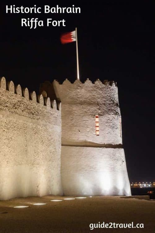The island country of Bahrain in the Middle East is known as the pearl of the Persian Gulf.