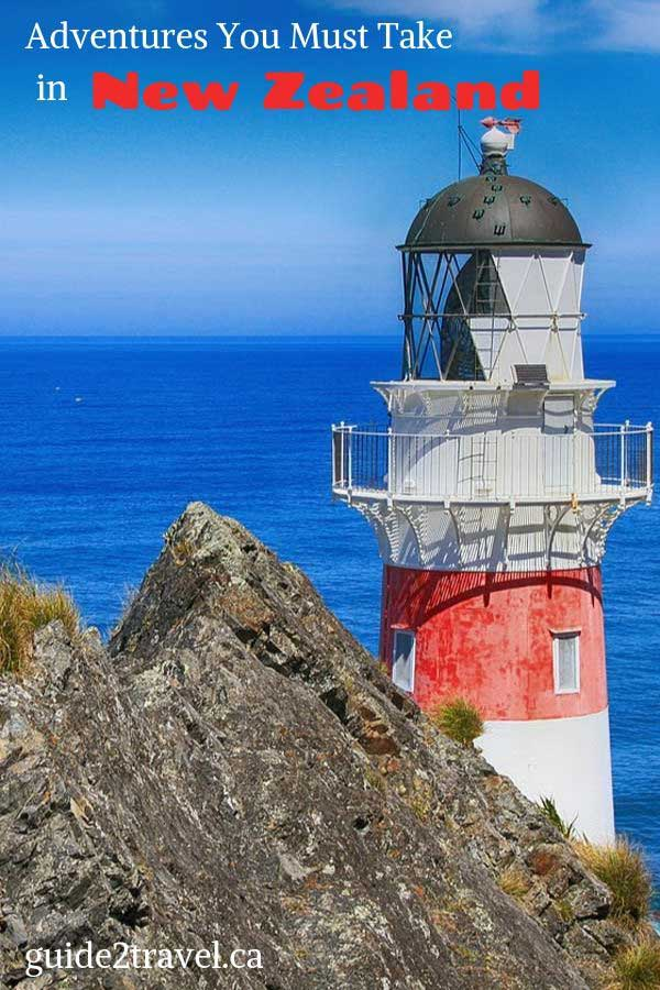 Discover the wonders of New Zealand!