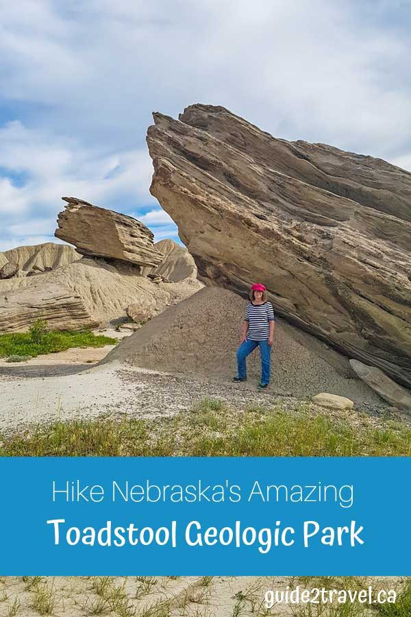 Tips on how to hike Toadstool Geologic Park in Nebraska.