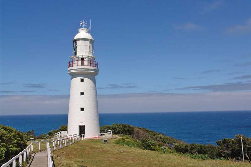 Cape Otway Lighthouse won't be the only lighthouse you see on your Australia road trip, but it is the oldest mainland lighthouse in Australia.
