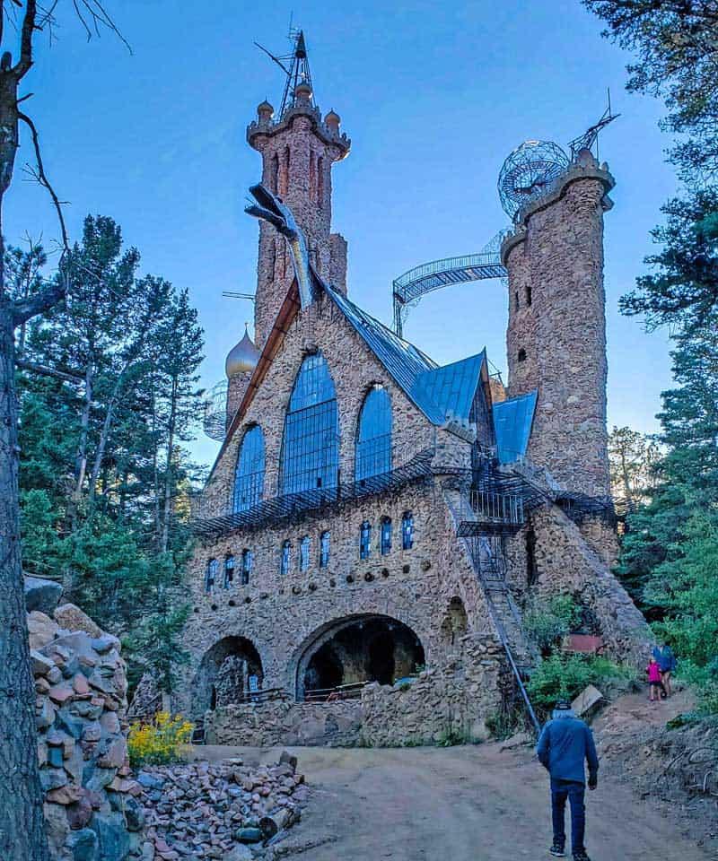 Castle in Colorado