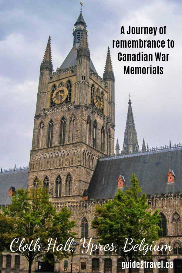 Cloth Hall Memorial