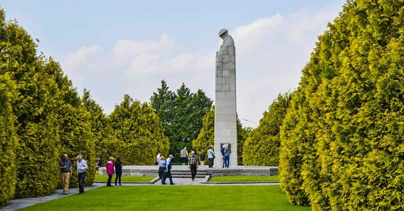 St. Julien Canadian Memorial