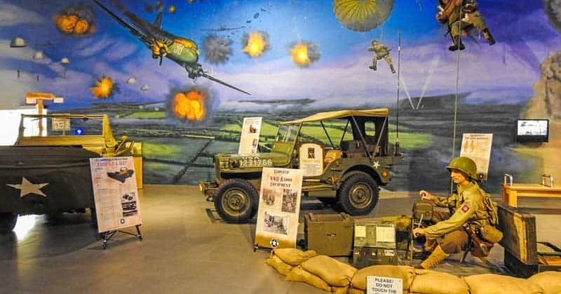 Fagen Fighters WWII Museum: One of America's Most Impressive Museums