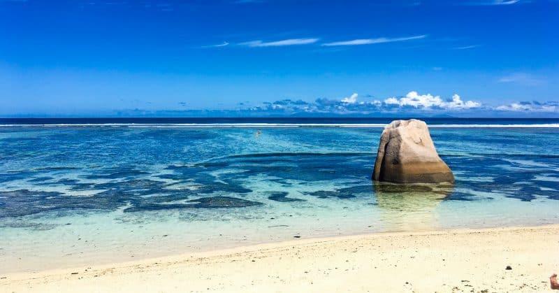 La Dingue Anse Source d'Argent beach vacation