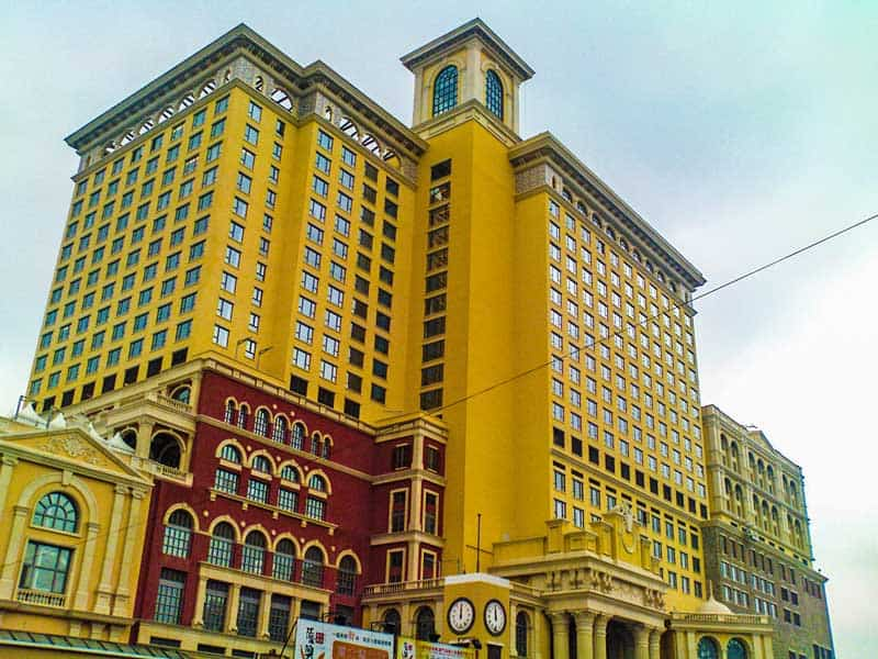 Porte 16 Casino.