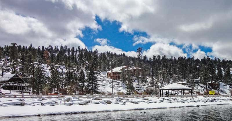 5 Reasons to Put Big Bear Lake at the Top of Your Winter Vacation List