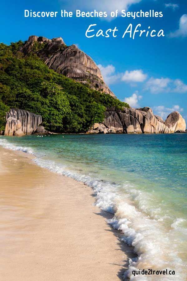 Best beaches on Seycheles