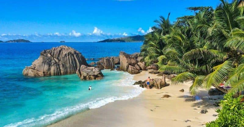 Seychelles Digue Island