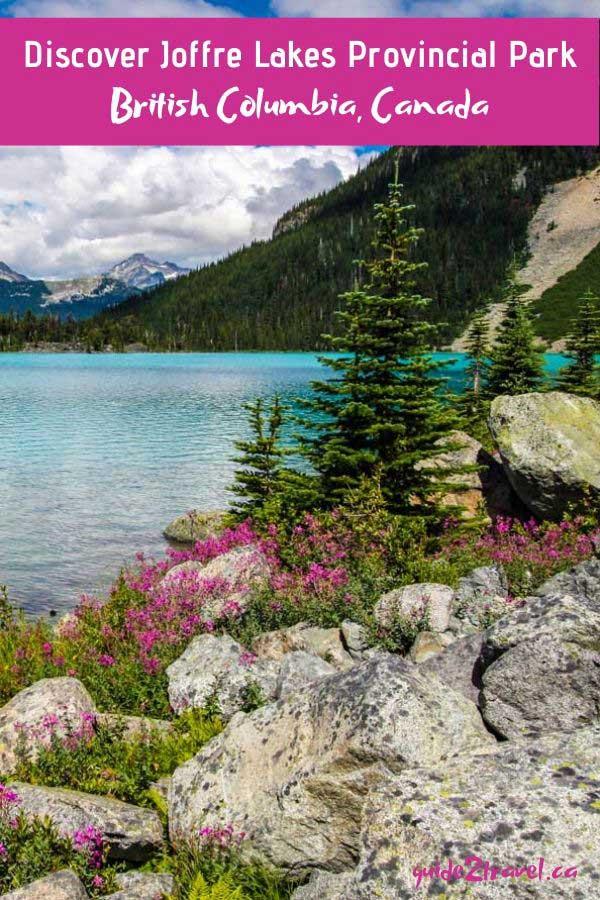 Joffre Lakes, British Columbia, Canada