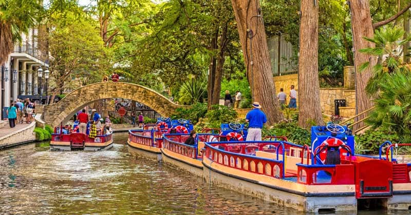 Why is San Antonio the Most Romantic Weekend Getaway in the US?