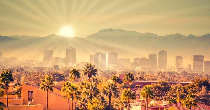 Take A Phoenix Weekend Getaway This March