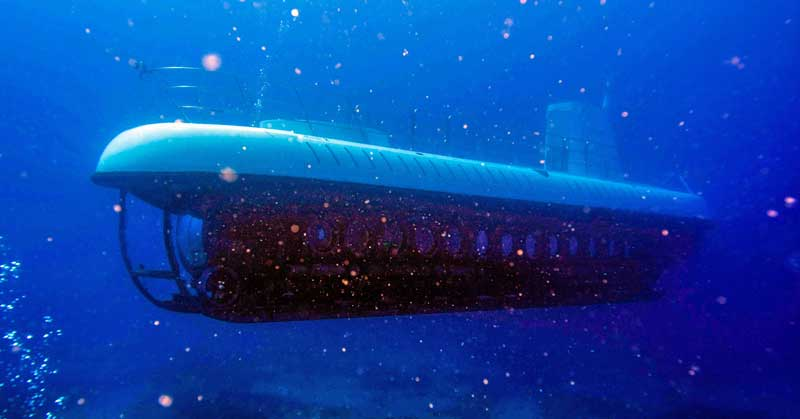 See the Astonishing Underwater World From an Atlantis Submarine