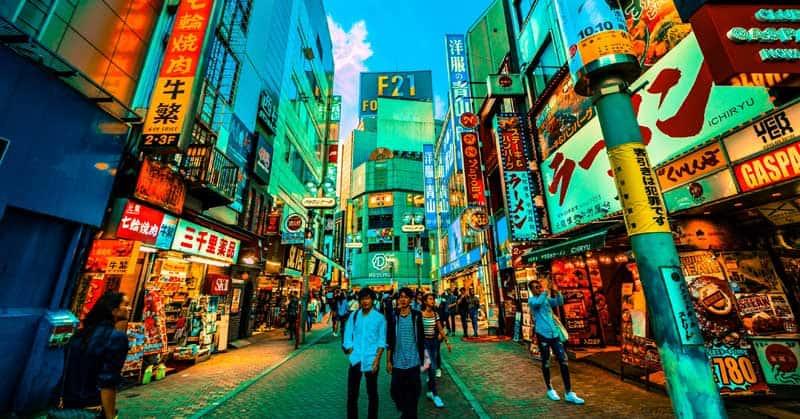 Shinjuku, Japan