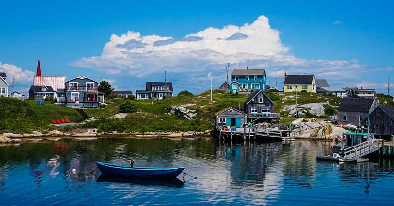 Most Amazing Places for Taking Photos in Nova Scotia