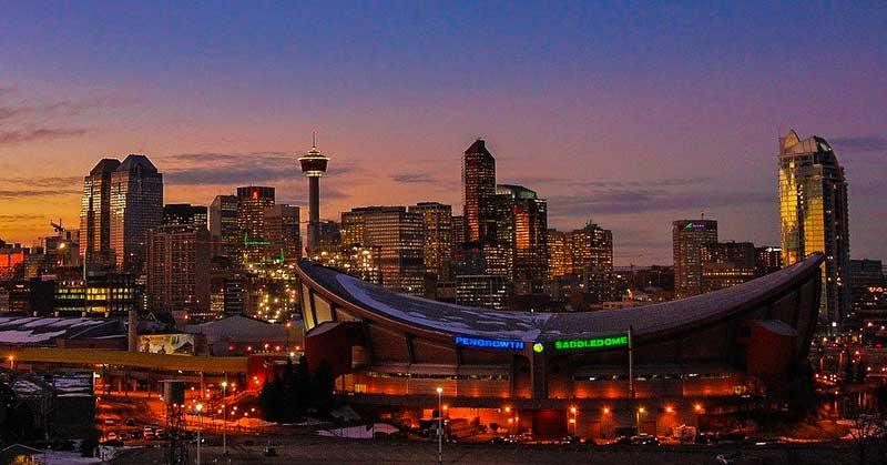 Top  Nightlife and Entertainment Locations in Calgary, Alberta