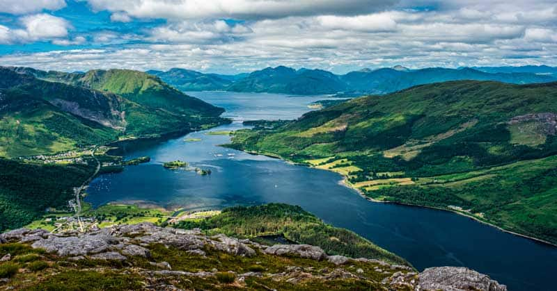 Climb the Pap of Glencoe For Breathtaking Views And Stay Close To Nature