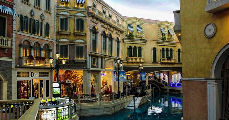 Macau's UNESCO World Heritage Site and Gambling Hotspot