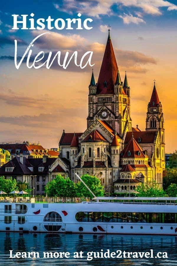 Visit historic Vienna