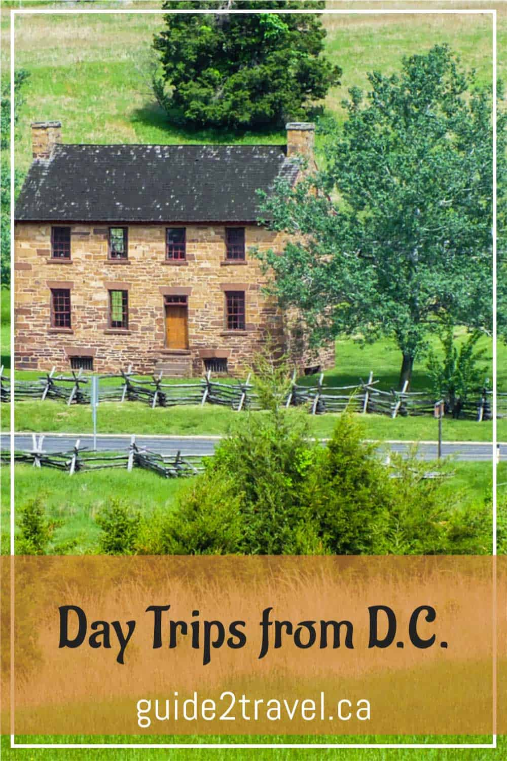 8 exciting day trips from Washington, D.C.