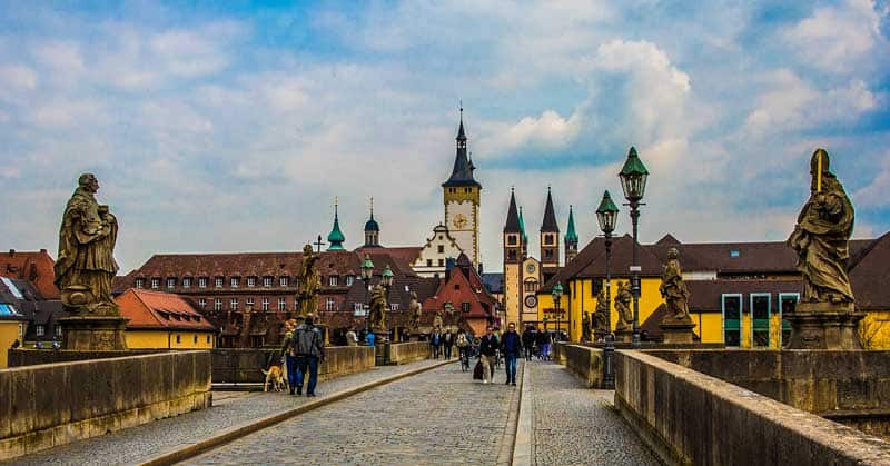 Things You Must See in Historic Wurzburg