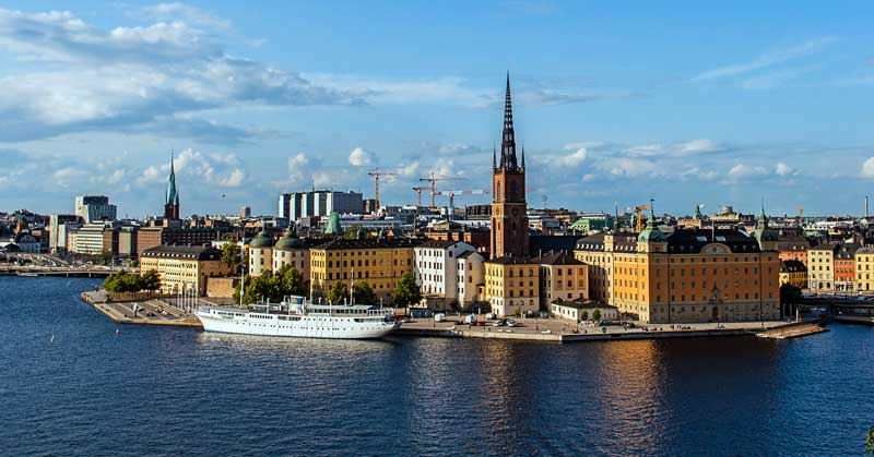 Best Natural Attractions and Parks in Sweden