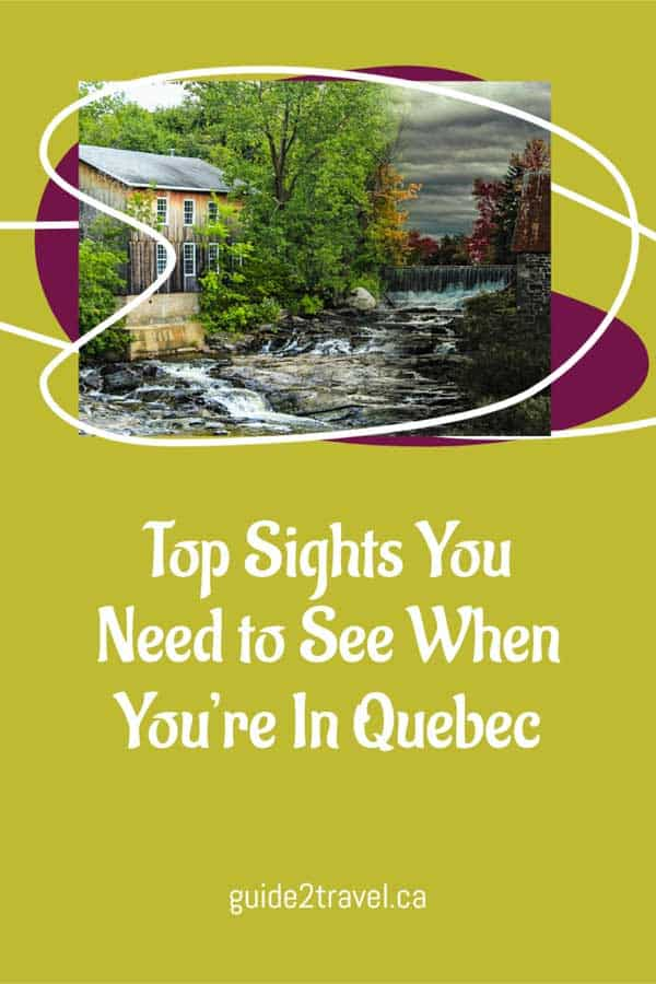 Discover the province of Quebec in Canada.