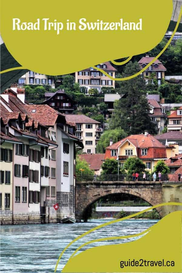 Take a road trip through scenic and historic Switzerland!