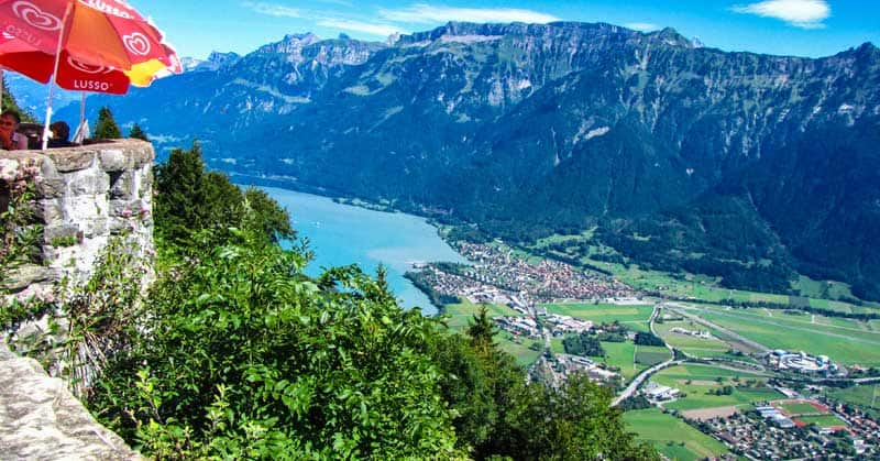 Must See Places on a Switzerland Road Trip