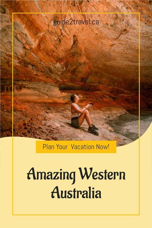 Plan your visit now to amazing Western Australia!