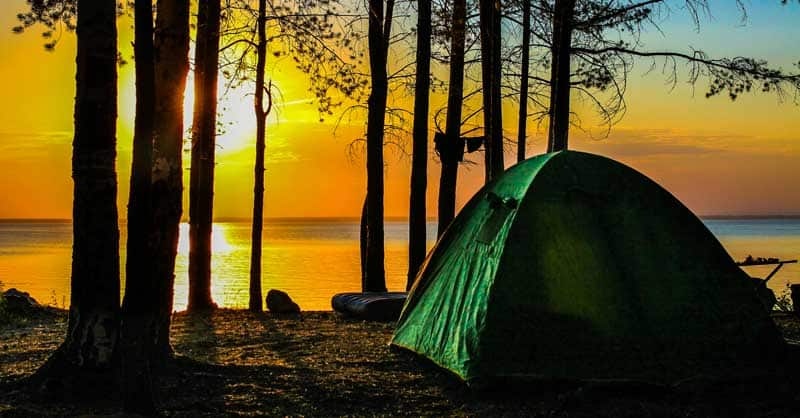 Best Camping Spots on the East Coast